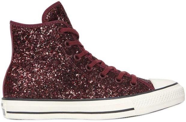 sparkly-converse