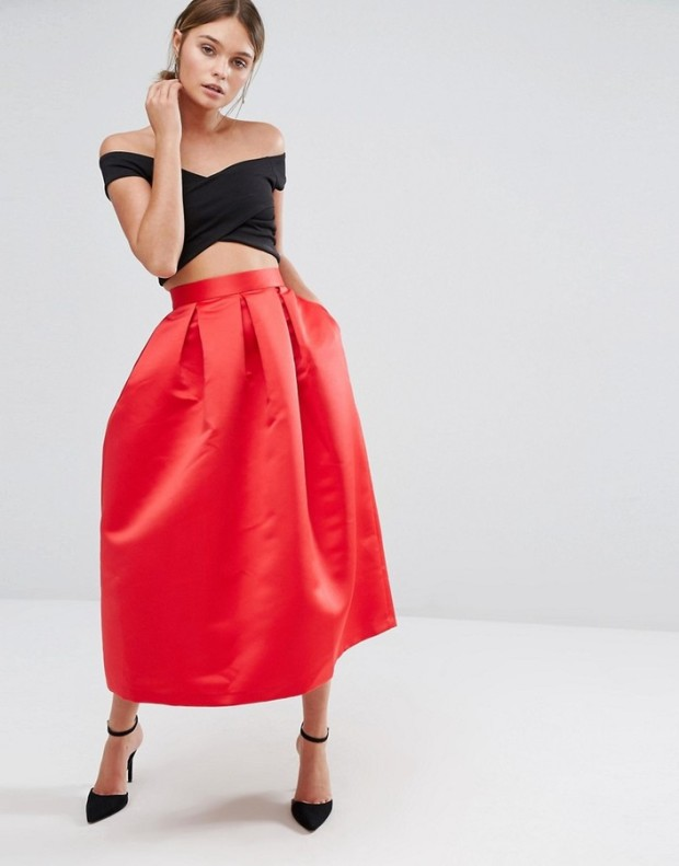 red-skirt