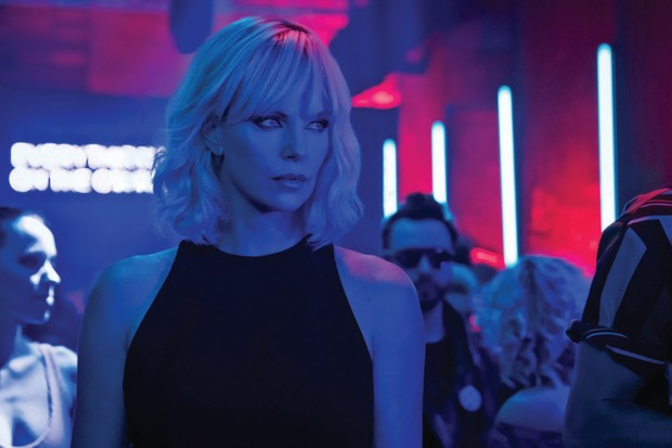 Film Title: Atomic Blonde