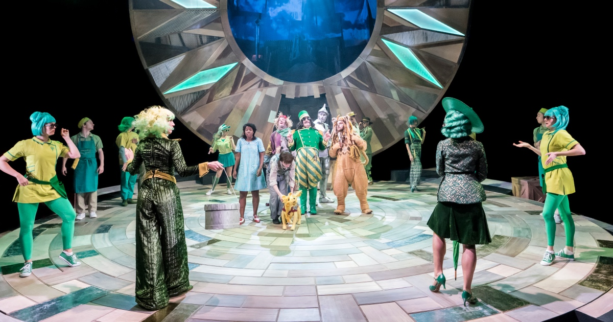 The Wizard of Oz hits Sheffield